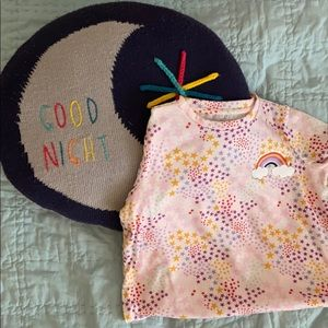 Old Navy Star and Rainbow 🌈 Nightgown